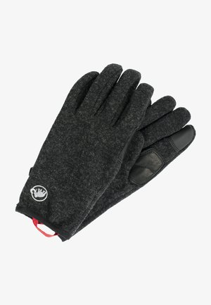 PASSION GLOVE - Fingerhandschuh - black mélange