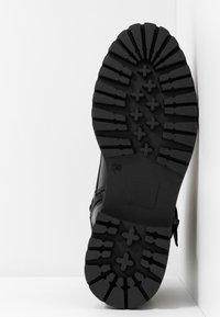 Mexx - DESNEY - Cowboy/biker ankle boot - black - 6