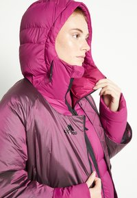 adidas Performance - URBAN COLD RDY OUTDOOR JACKET 2 IN 1 - Down jacket - power berry - 4