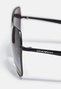 Emporio Armani - ESSENTIAL LEISURE - Occhiali da sole - gunmetal gradient black - 2