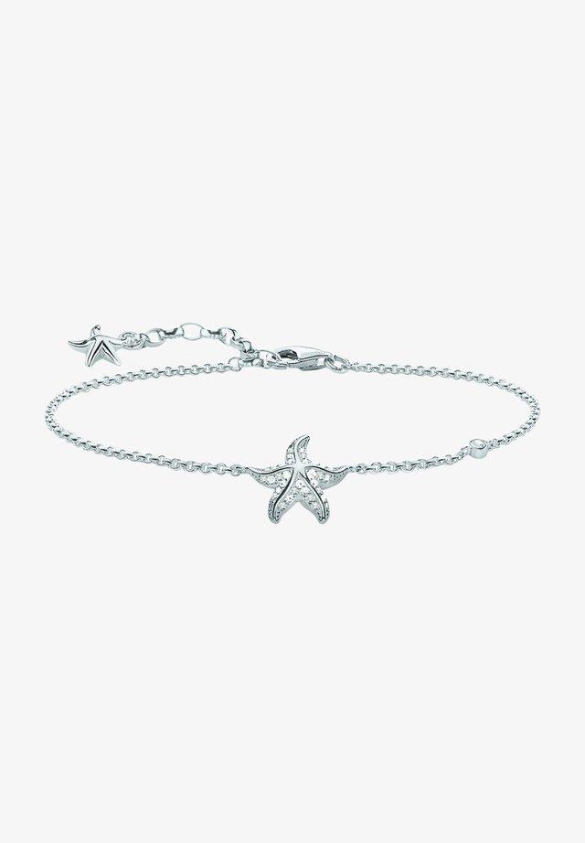 STARFISH - Bracelet - silber