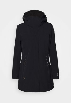 ENGELNIEMI - Soft shell jacket - dark blue