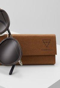 Kerbholz - JAKOB - Lunettes de soleil - brown - 3