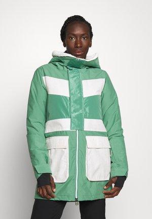 LAROSA - Snowboardjacke - green