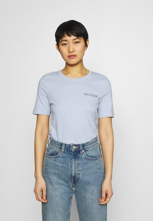 REGULAR TEE - Basic T-shirt - breezy blue