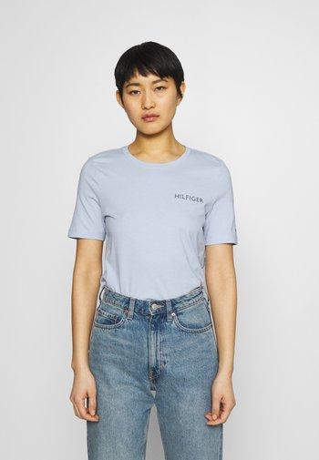 REGULAR TEE - Jednoduché triko - breezy blue