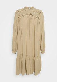 YASROTILLA SHORT DRESS ICON - Day dress - chinchilla