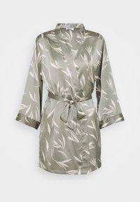 SOMMER DESHABILLE - Dressing gown - argile