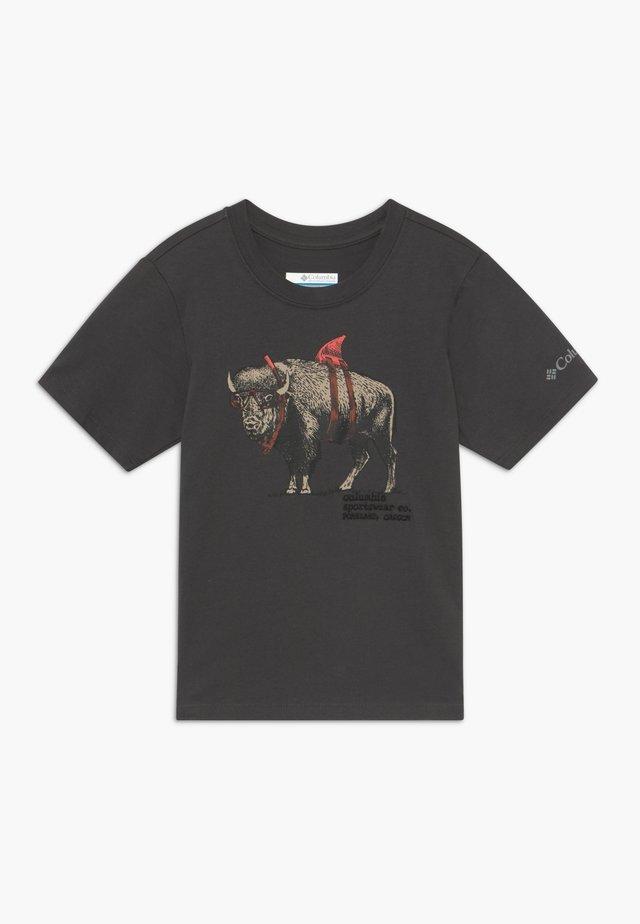 PEAK POINT - Camiseta estampada - shark