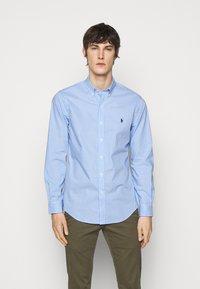 Polo Ralph Lauren - NATURAL - Vapaa-ajan kauluspaita - light blue - 0
