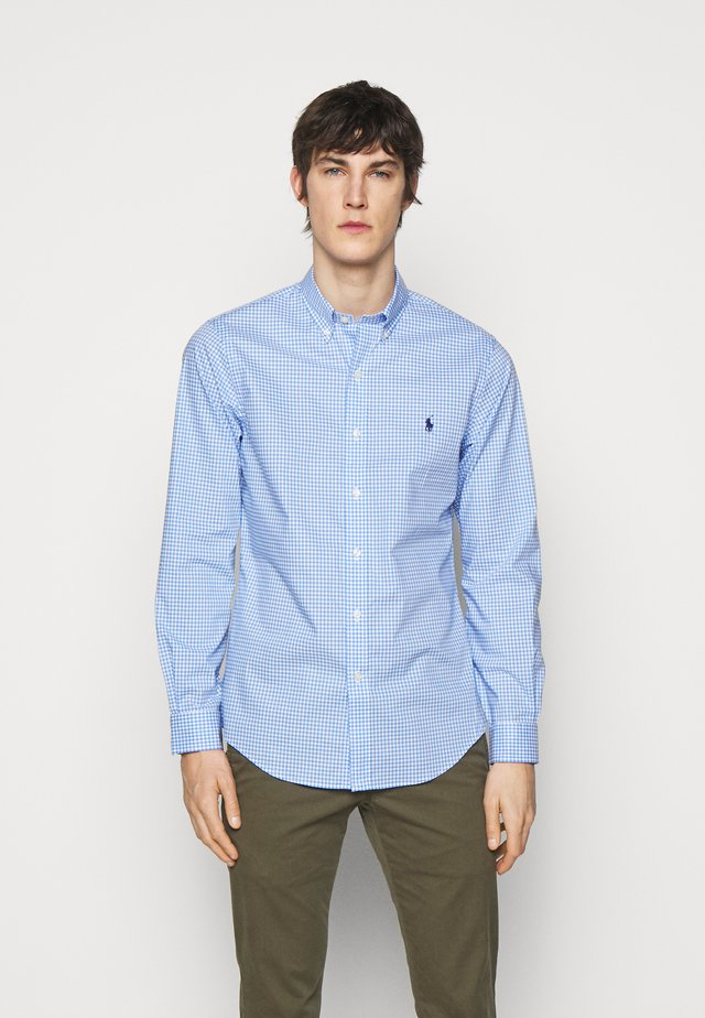 NATURAL - Shirt - light blue