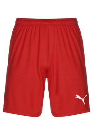 TEAMGOAL SHORTS - Korte broeken - puma red
