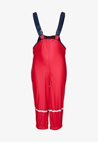 Playshoes - Rain trousers - rot - 0
