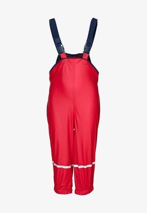 Spodnie przeciwdeszczowe - rot