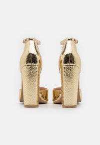 RAID - MAHI - High heels - gold - 3