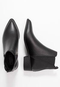 Topshop - KARA CHELSEA - Ankle boots - black - 3