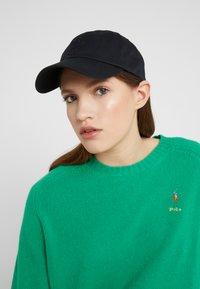 Polo Ralph Lauren - UNISEX - Czapka z daszkiem - black - 4