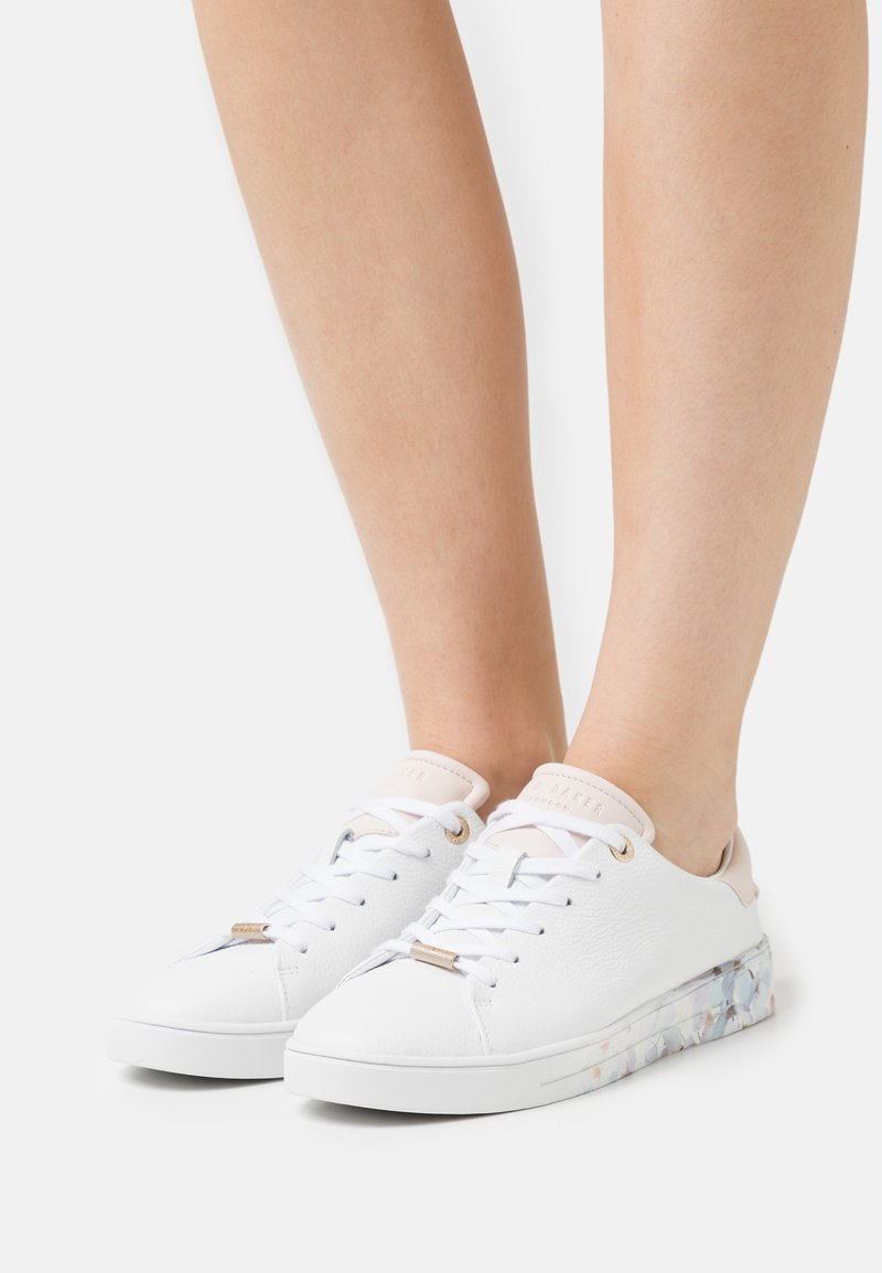 Ted Baker - SANZAP - Trainers - white