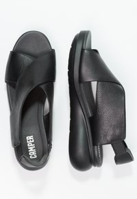 Camper - BALLOON - Platform sandals - sella - 2