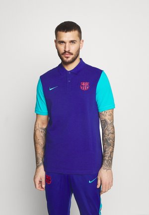 FC BARCELONA - Equipación de clubes - deep royal blue/oracle aqua