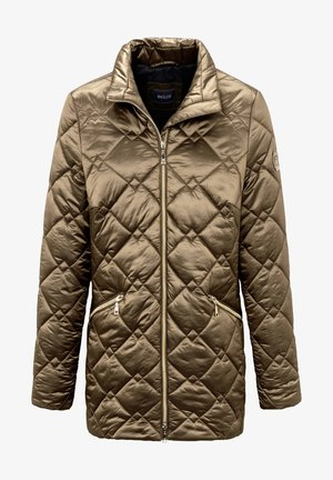 MIT STEHKRAGEN - Winter coat - light brown