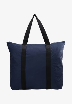 Shopping bags - blue