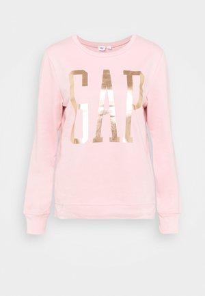 Collegepaita - pink standard