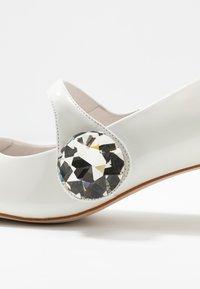 Jeffrey Campbell - ADALYN - Classic heels - white - 2