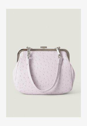 OSTRICH - Handbag - lilac