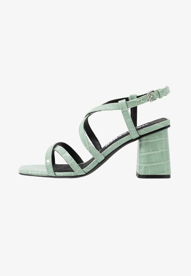 WOODIT - Sandals - light green