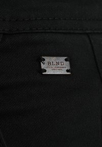 Blend - SLIM FIT - Chino - black - 6