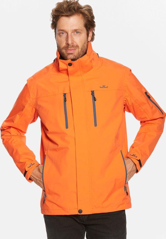 HARSTAD - Outdoor jacket - juice