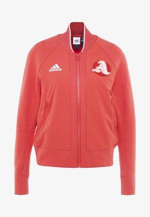 CITY JACKET - Training jacket - red