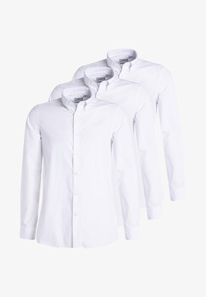 3 PACK - Formal shirt - white