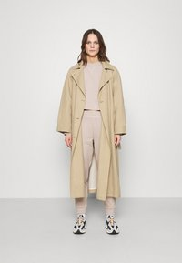 ALIGNE - BEDA - Cargo trousers - mushroom - 1