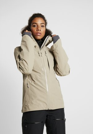 LOFOTEN GORE-TEXINSULATED JACKET - Laskettelutakki - tan