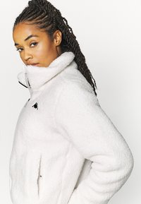 Kappa - VALANA - Fleece jacket - snow white - 3