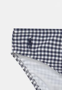Polo Ralph Lauren - SWIMWEAR SET - Bikiny - french navy/white - 2