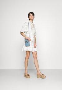 Rebecca Minkoff - ELLE DRESS - Day dress - white - 1