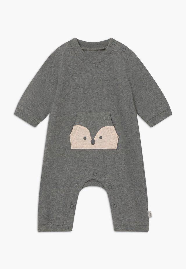 MIFIE BABY - Haalari - grey blend