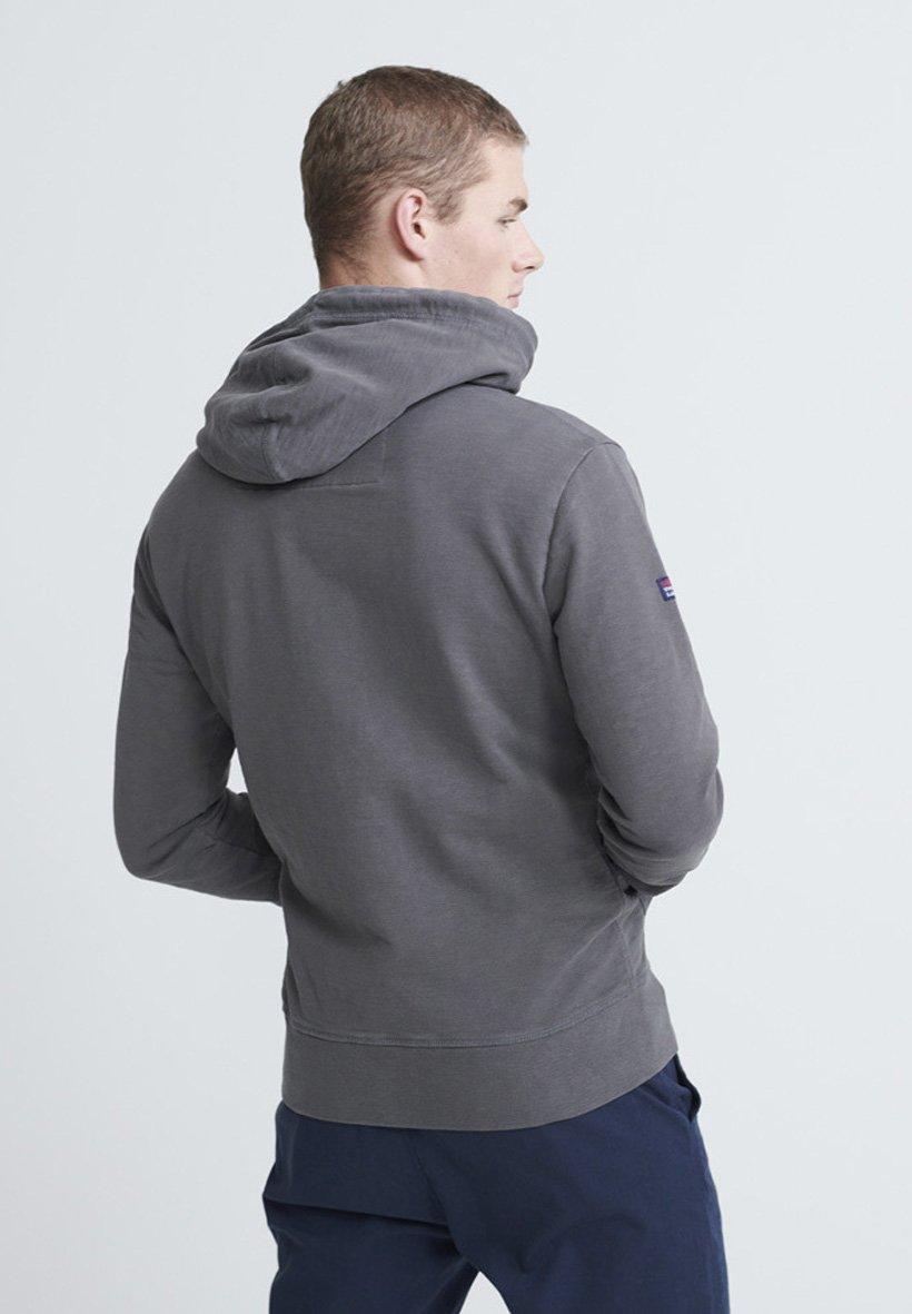 Superdry Sweat à capuche - gray