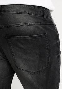 URBN SAINT - KYOTO WORKER - Slim fit jeans - black - 5
