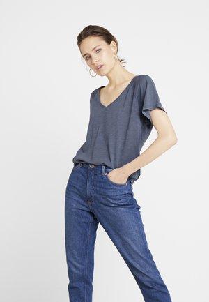 SLUB - T-shirt basic - captiva blue