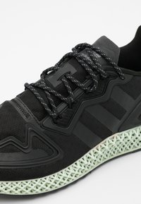 adidas Originals - ZX 2K 4D UNISEX - Trainers - core black - 5