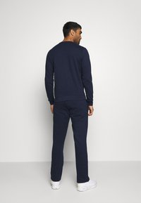 ASICS - MAN SUIT - Tracksuit - strong navy - 2