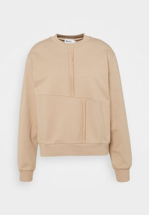BLOCKED - Sweatshirt - beige