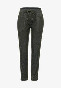Cecil - LOOSE FIT  - Trousers - grün - 3