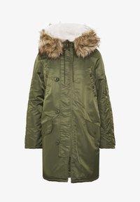 American Eagle - FLIGHT  - Winter coat - olive - 4