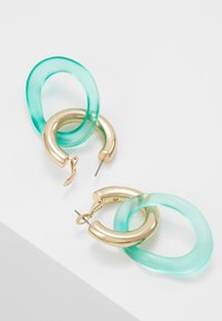 Skinnydip - LOOP - Korvakorut - green/gold-coloured - 2