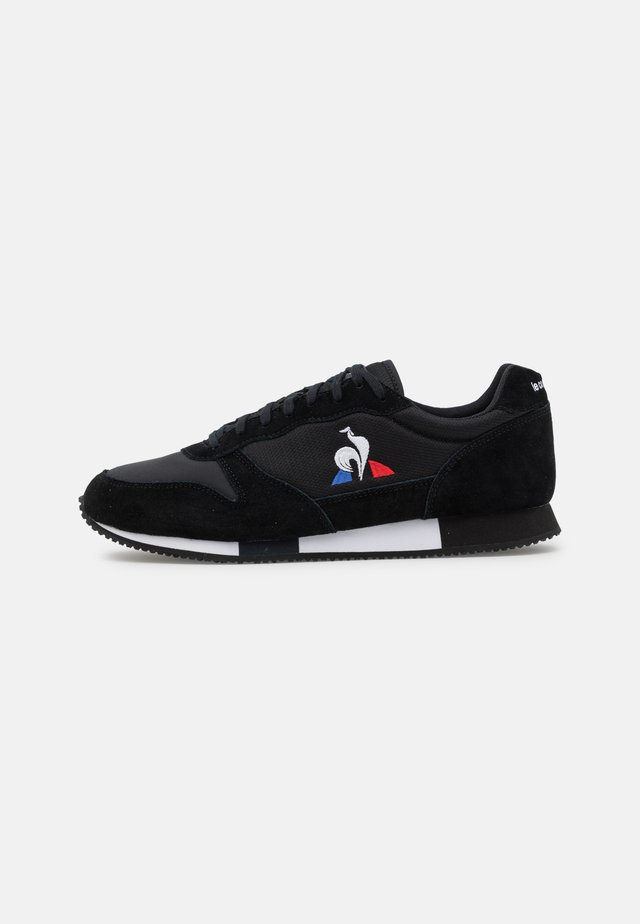 ALPHA UNISEX - Sneakers - black